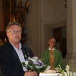 Magnus Brandau gratuliert