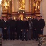 Seminaristen aus Regensburg
