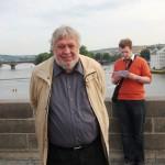 Liedautor Msgr. Pilz