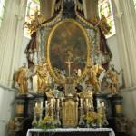 Hochaltar in der Klosterkirche
