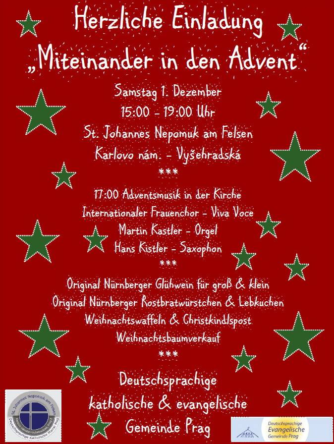 Miteinander in den Advent