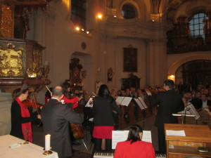 Noc kostelu_Sordino